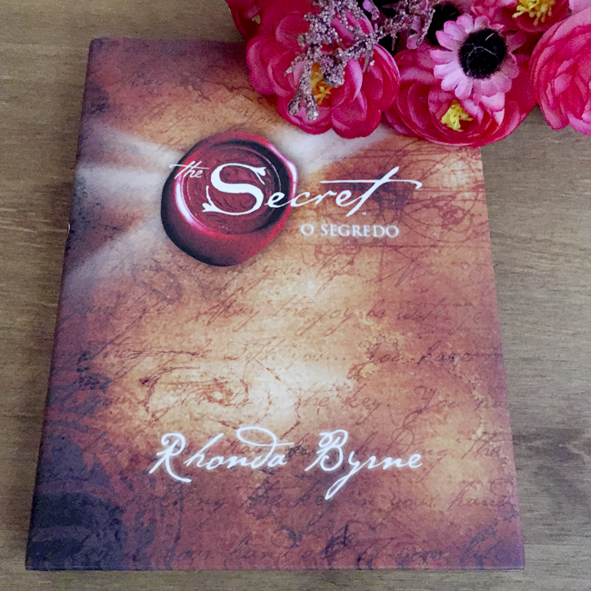 Livro The Secret - Cbblogers - Blog Rabiscando 5
